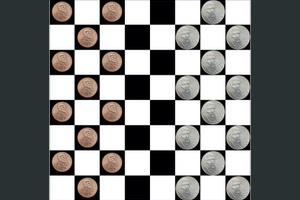 Coin Checkers